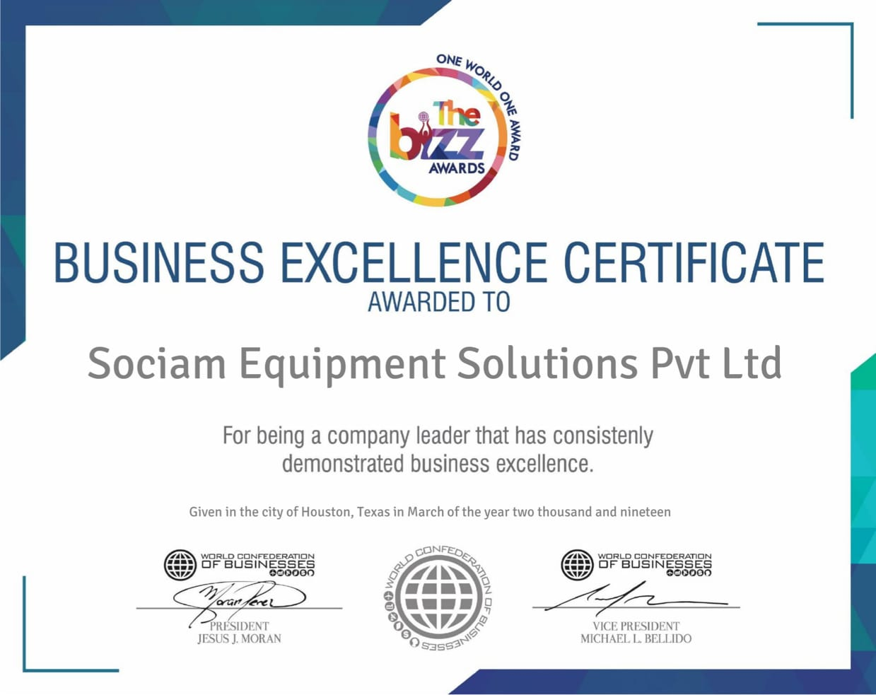 business excellence - Equiphunt